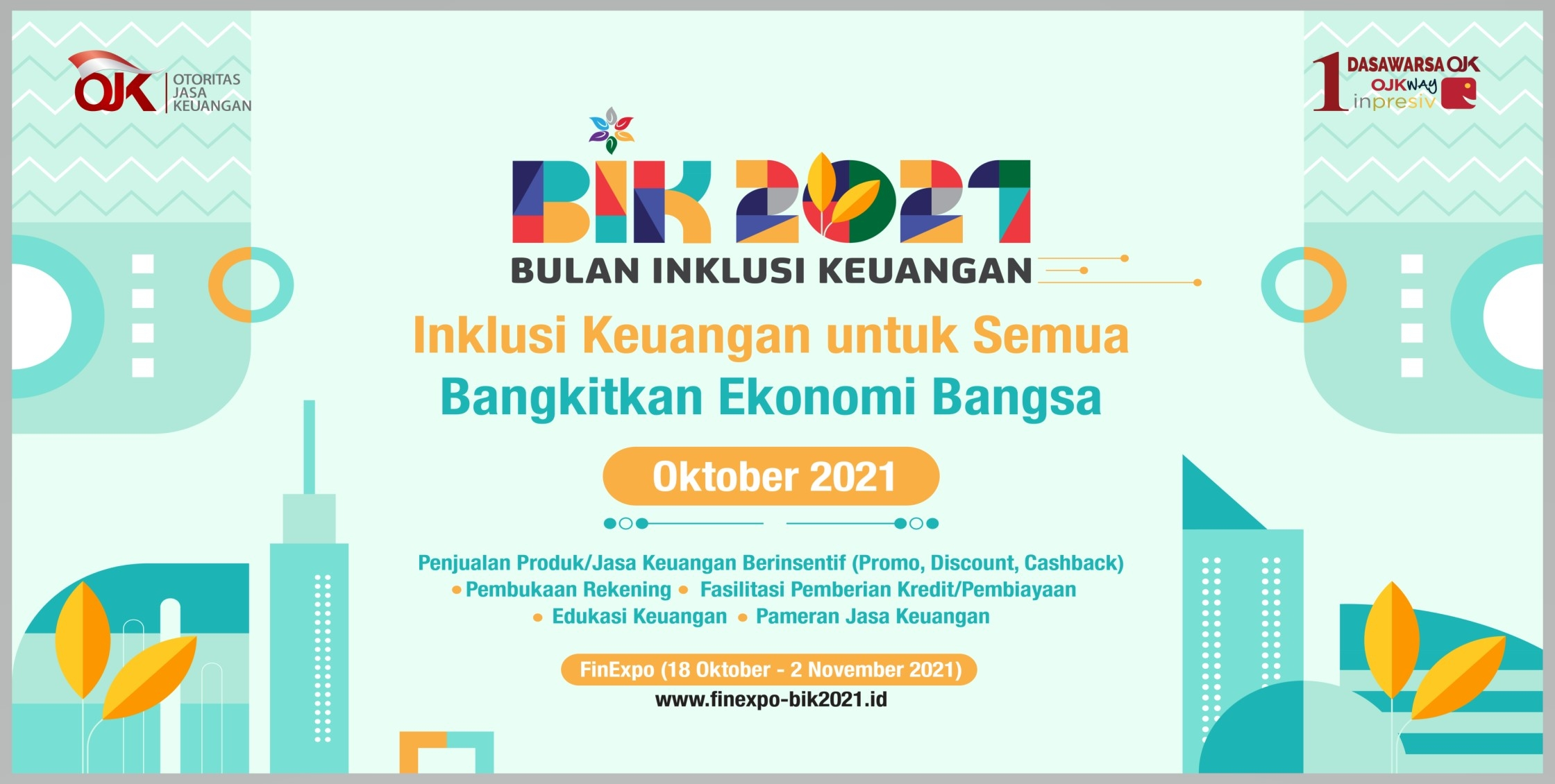 Financial Inclusion Month 2021